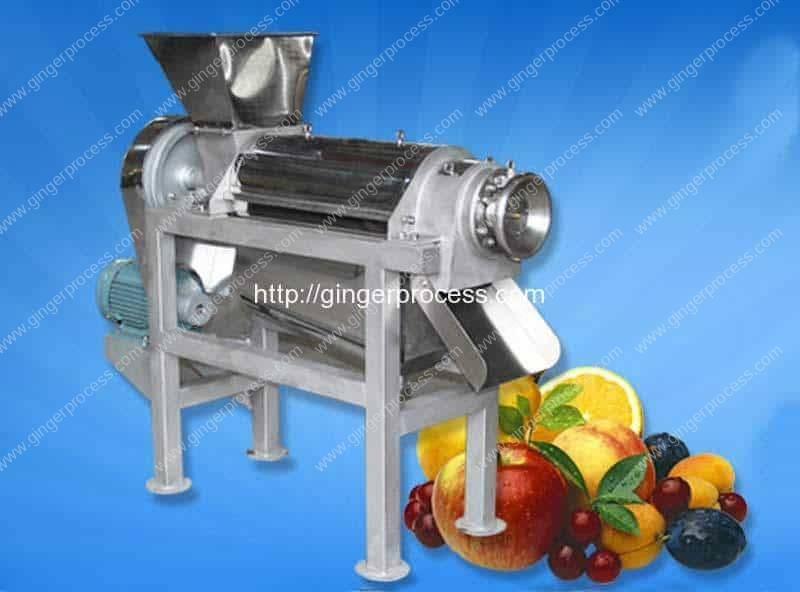 Automatic Ginger Juicer Machine