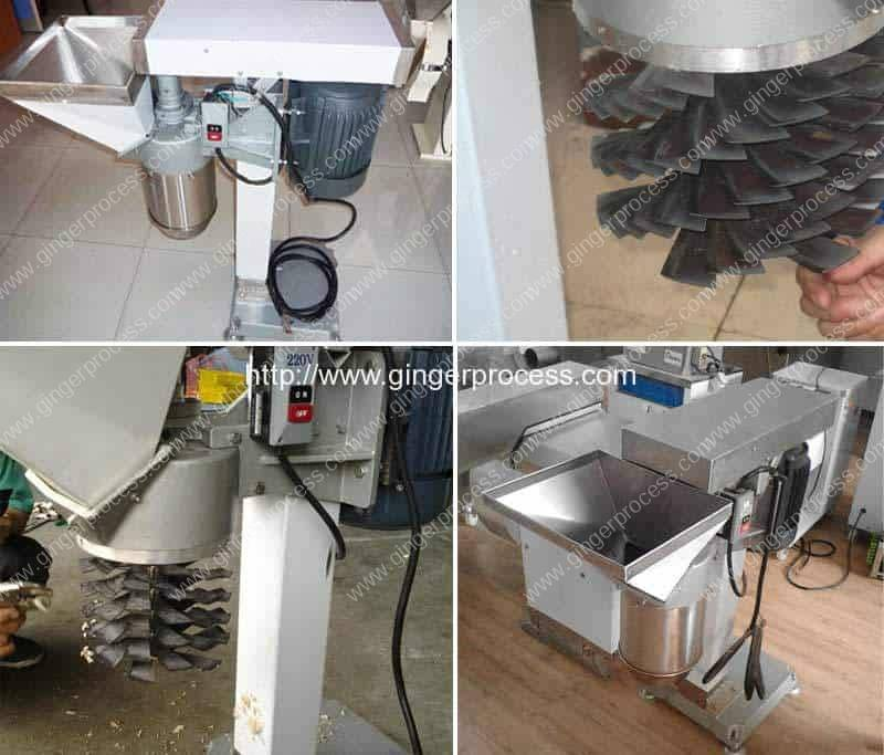Automatic-Ginger-Paste-Making-Machine