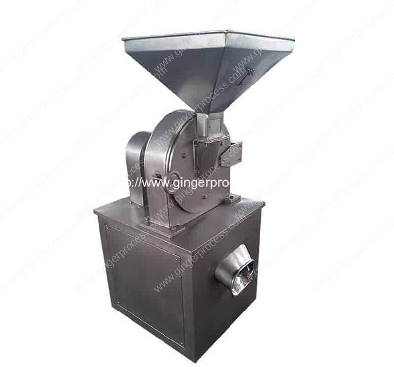 Machine automatique de broyeur de poudre de gingembre