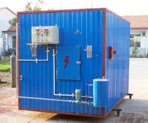 Semi-Automatic Electric Heating Ginger Drying Machine