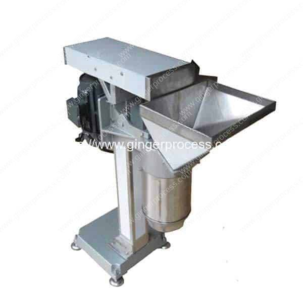 Automatic Ginger Paste Making Machine
