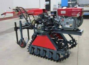 Automatic-Ginger-Harvester-with-Diesel-Engine-Power