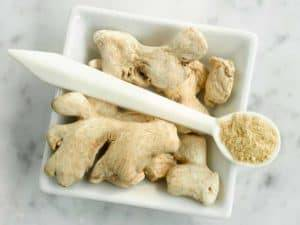 How-to-Make-Dehydrate-Ginger-Powder-in-Home