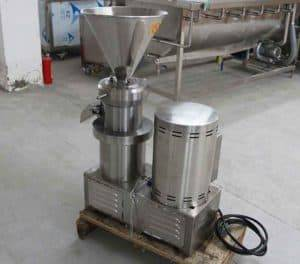 Automatic-Ginger-Paste-Colloid-Milling-Machine