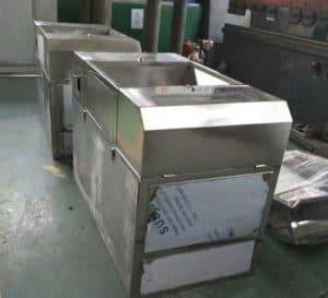Large Capacity Ginger Slicing Machine for Sale
