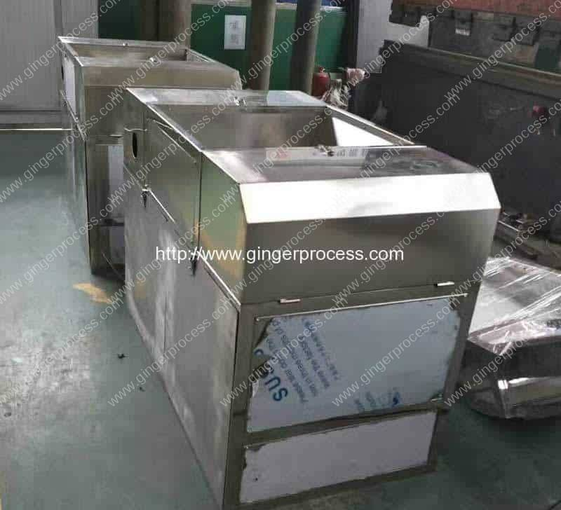 4000kgh-Ginger-Slicing-Machine-for-Sale