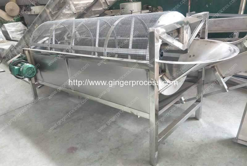 Automatic-Rotary-Type-Ginger-Earth-Removing-Machine-for-Sale