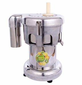 Petite machine d'extraction de jus de gingembre