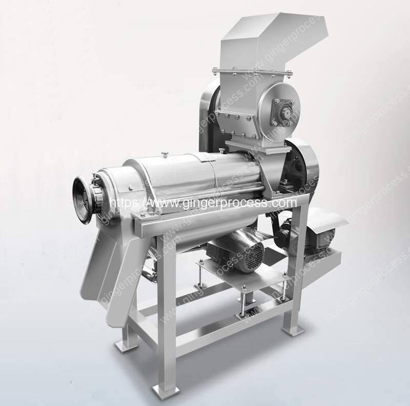 Automatic-Ginger-Juice-Extracting-Making-Machine-with-Crushing-Function