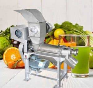 Automatic Ginger Juice Making Machine with Crushing Function