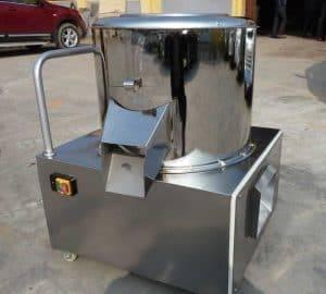 Emery-Abrasive-Ginger-Washing-and-Peeling-Machine