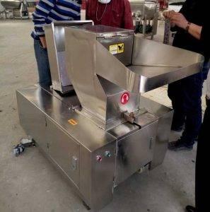 Автоматическая машина для производства гранул из обезвоженного имбиря