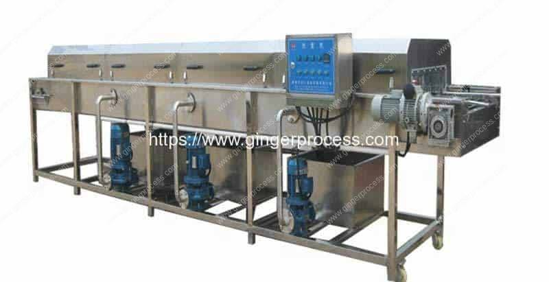 Automatic-High-Pressure-Water-Spray-Basket-Cleaning-Machine