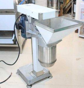 Automatic Ginger Paste Grinder Making Machine for Ghana Customer