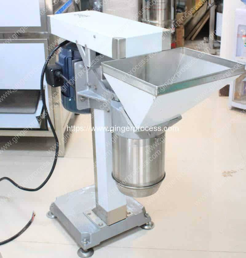 Automatic-Ginger-Paste-Machine-for-Ghana-Customer