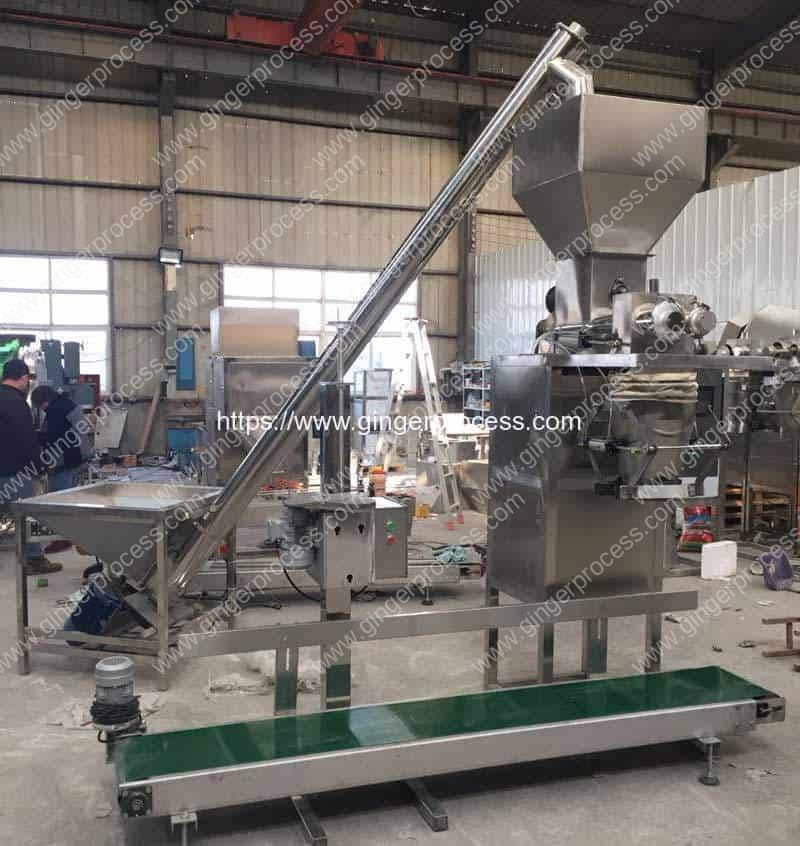 Automatic-Big-Bag-Powder-Weighting-Machine-with-Bag-Sewing-Device