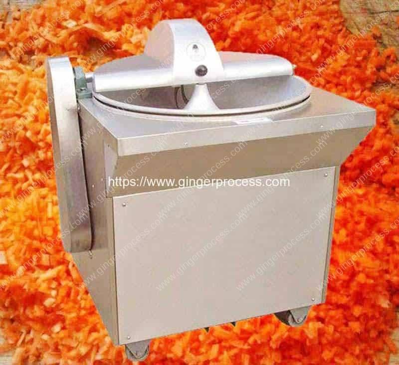 Bowl-Type-Ginger-Paste-Chopping-Cutting-Machine