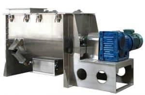 Automatic Ginger Powder Ribbon Blending Machine