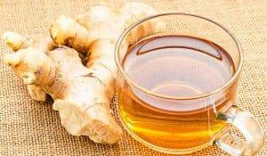 Health Benefits of Ginger Tea Review