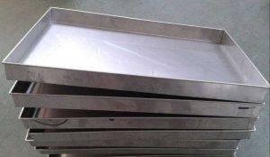 Stainless-Steel-Instant-Ginger-Tea-Granular-Dryer-Plate
