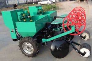 Automatic-Ginger-Planter-match-with-Tractor
