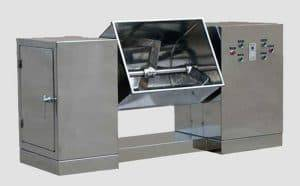 Automatic Trough Type Ginger Powder and Honey Mixing Machine