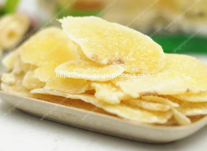 Automatic-Crystallized-Ginger-Chips-Production-Line