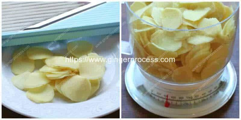 Candied-Ginger-Chip-Peeling-Slicing-Machine