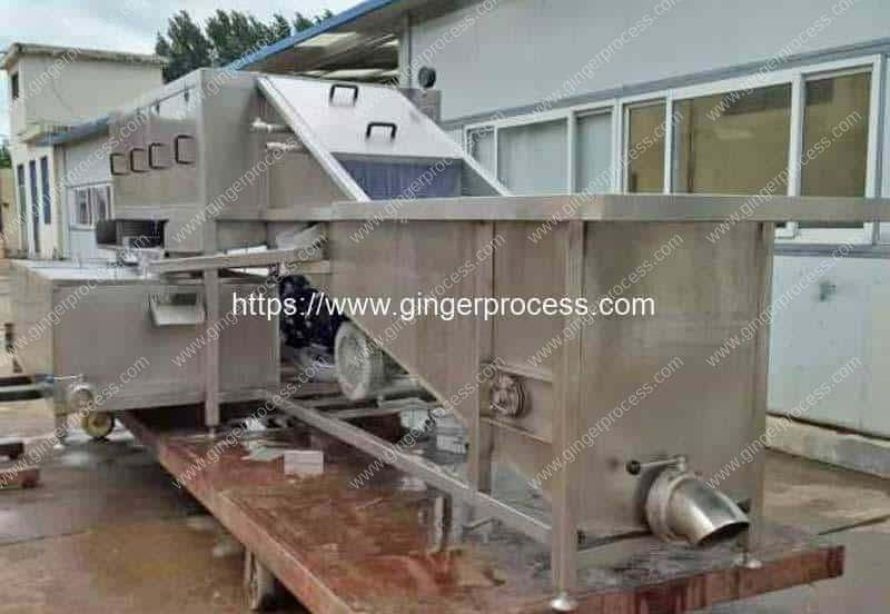 Integrated-Type-Ginger-High-Pressure-Water-Spray-Washing-Machine-with-Water-Circulation