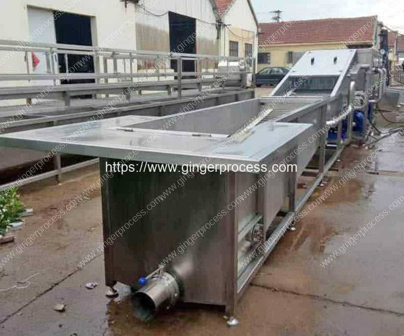 Integrated-Type-Ginger-High-Pressure-Wtaer-Washing-Machine