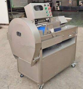 High Speed Ginger Stick Cutting Machine