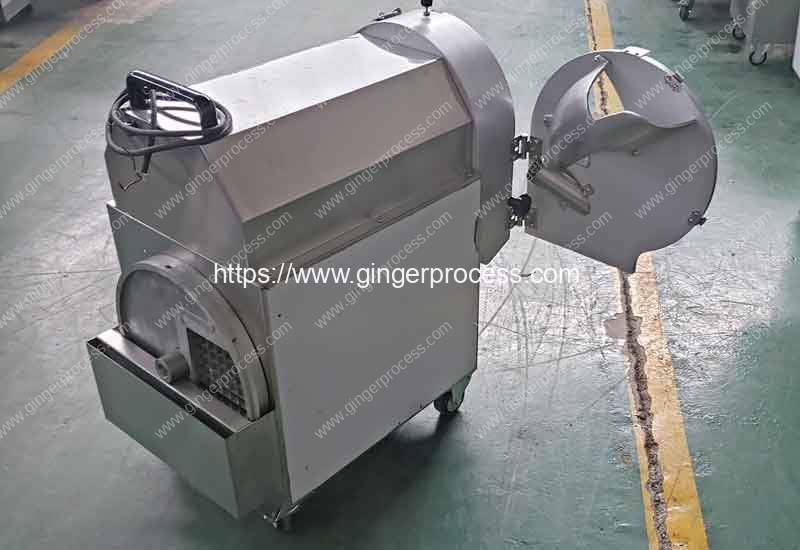 Multi-Functional-Ginger-Stick-Slice-Cutting-Machine-for-France-Customer