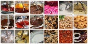 Automatic-Ginger-Candy-Frying-Pan-Application