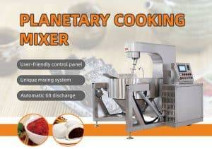 Automatic-Planetary-Ginger-Suger-Candy-Frying-Pan