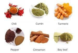 Batch-Discharge-Ginger-Powder-Crusher-Application
