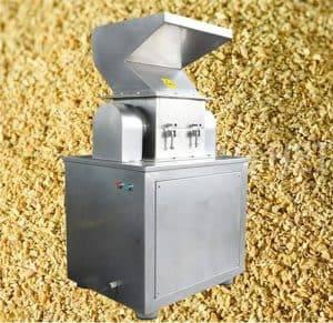 Automatic Ginger Granule Crushing Making Machine