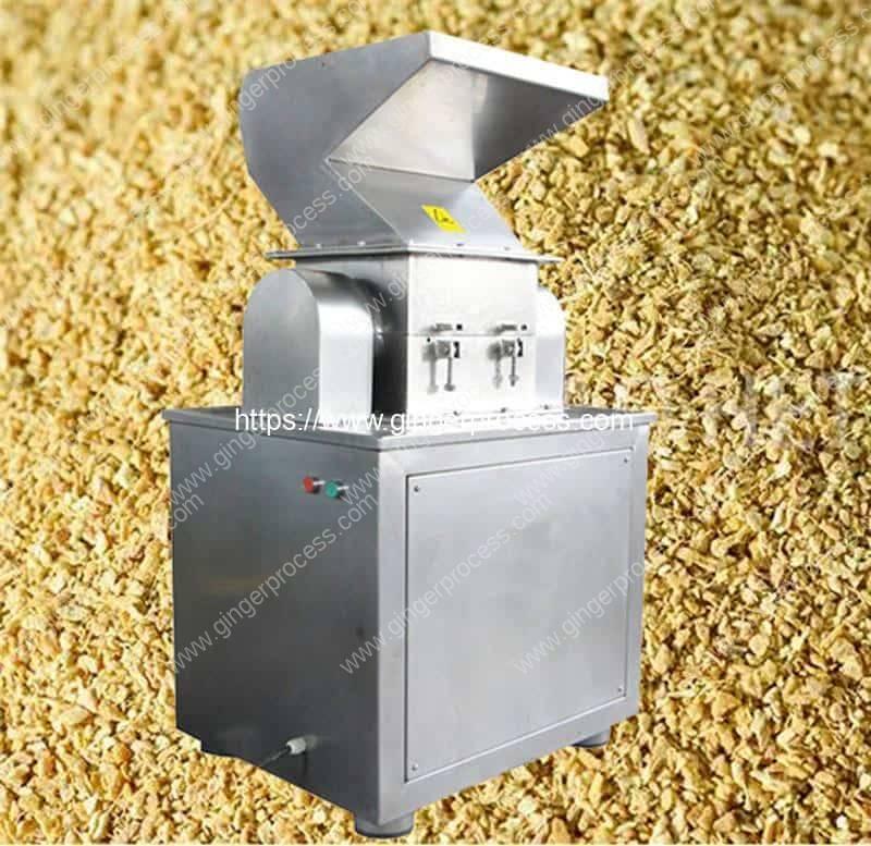 Automatic-Ginger-Granule-Crushing-Making-Machine-Manufacture