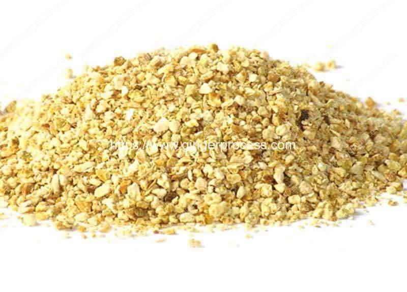 Crushed-Ginger-Granule-Product