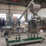 Automatic 25KG Ginger Powder Dosing Packing Machine