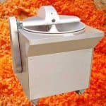 Bowl Type Ginger Paste Cutting Machine
