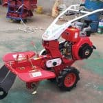 Automatic Ginger Planting Trencher Machine