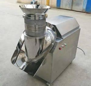 Type rotatif machine de granulateur de thé au gingembre instantané