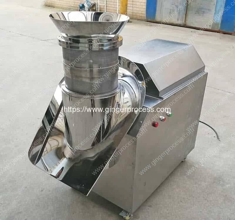 Automatic-Rotary-Type-Ginger-Tea-Granulator-Machine