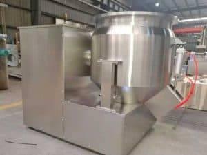 Machine verticale à grande vitesse de mélangeur de poudre et de miel de gingembre