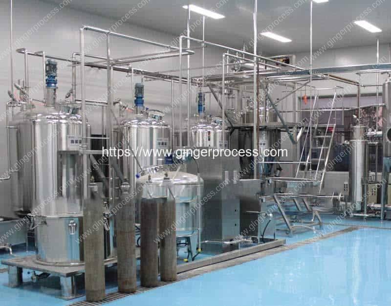 Automatic-Ginger-Juice-Vacuum-Evaporation-Machine