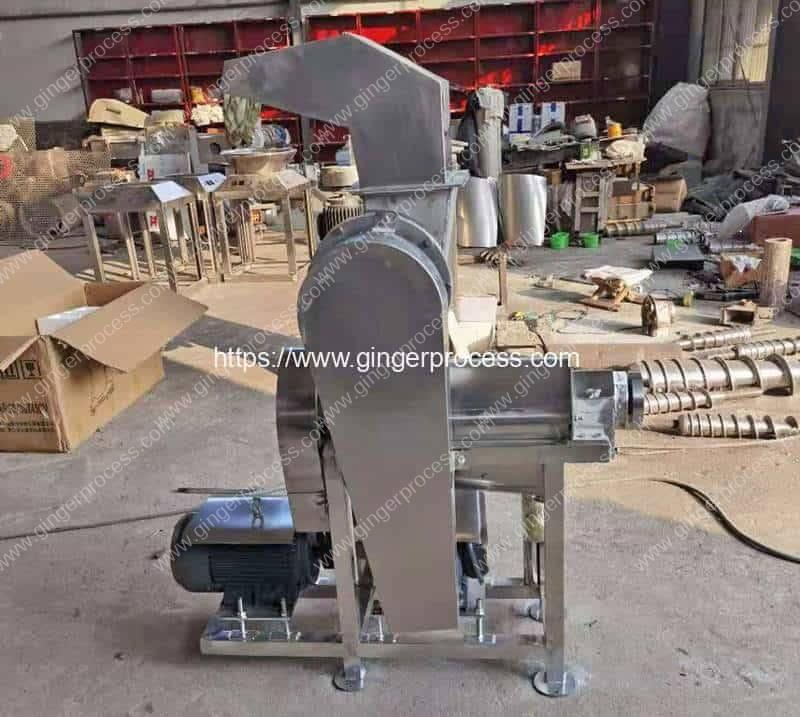 Ginger-Juice-Extractor-Machine-for-Ghana-Customer