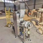 Ginger Juice Extractor Machine for Ghana Customer