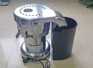 B2000 Ginger Juicer Machine for France Customer
