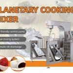 Automatic Ginger Candy Frying Pan